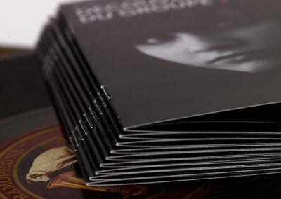 Réalisation de Brochure Lyon - XXL Creativity