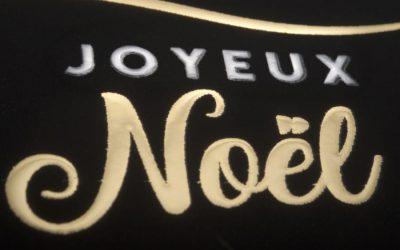 Flyer festif – Vœux – Noel